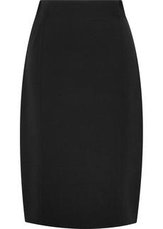 Akris Wool-blend Skirt