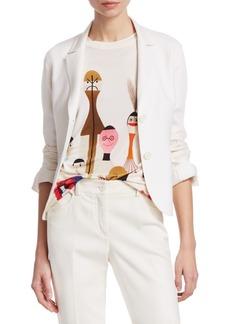 Akris Wool-Cashmere Jacket