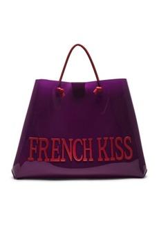 ALBERTA FERRETTI French Kiss Large Tote