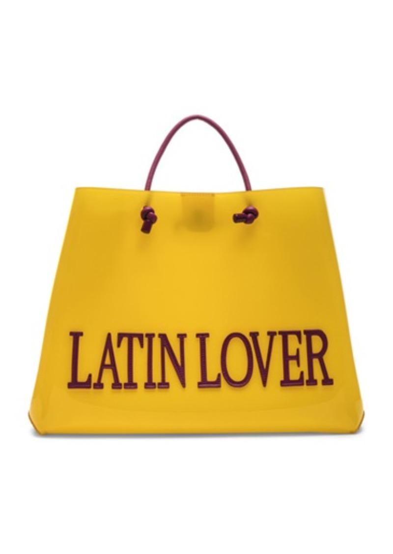 ALBERTA FERRETTI Latin Lover Large Tote