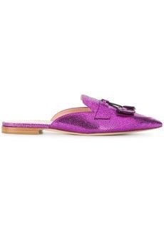 Alberta Ferretti Mia mules - Pink & Purple