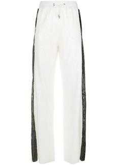 Alberta Ferretti Rainbow Week trousers - White