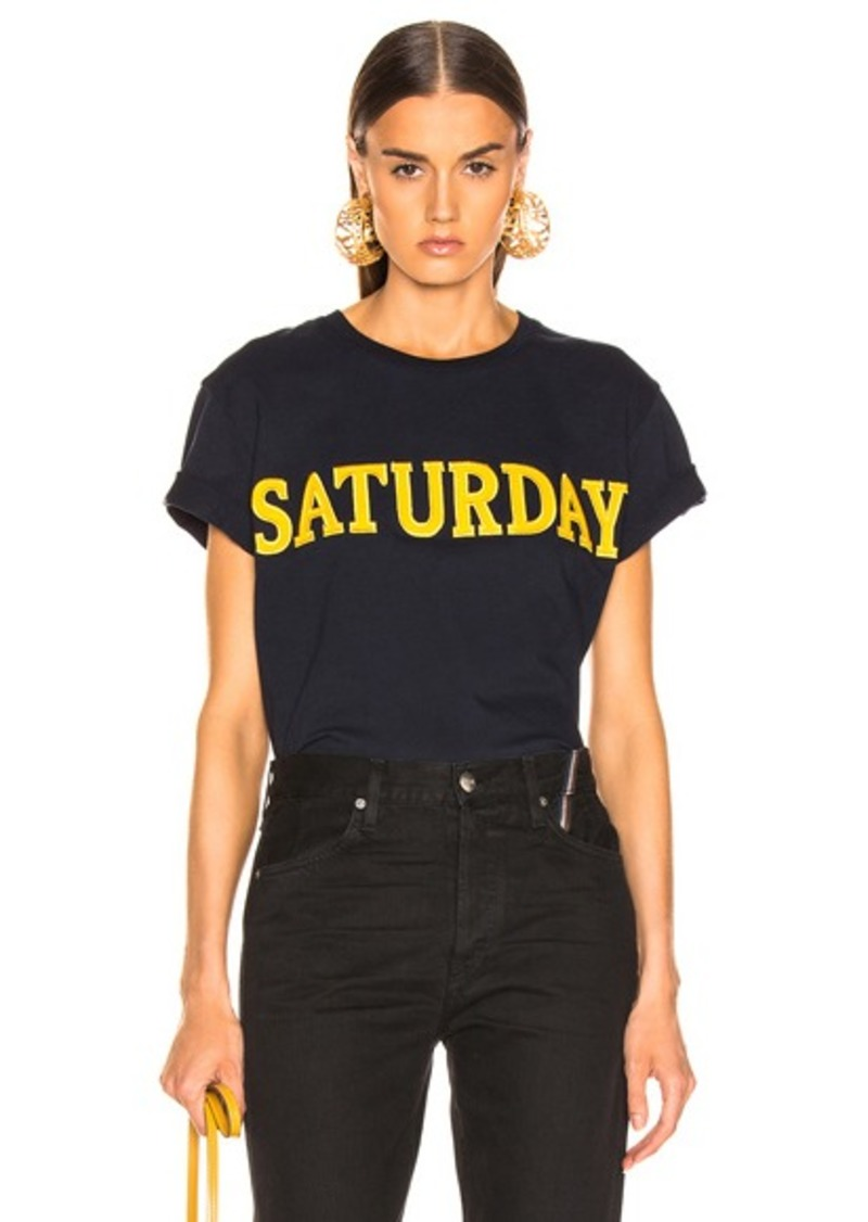 ALBERTA FERRETTI Saturday Tee