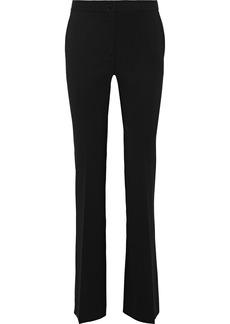 Alberta Ferretti Woman Twill Bootcut Pants Black