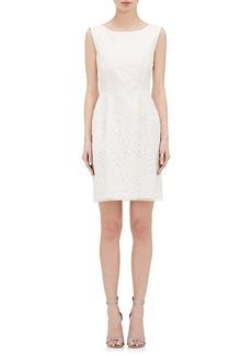 Alberta Ferretti Women's Organza Fit & Flare Dress