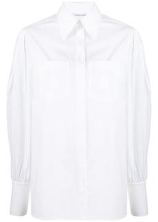 Alberta Ferretti balloon-sleeved shirt