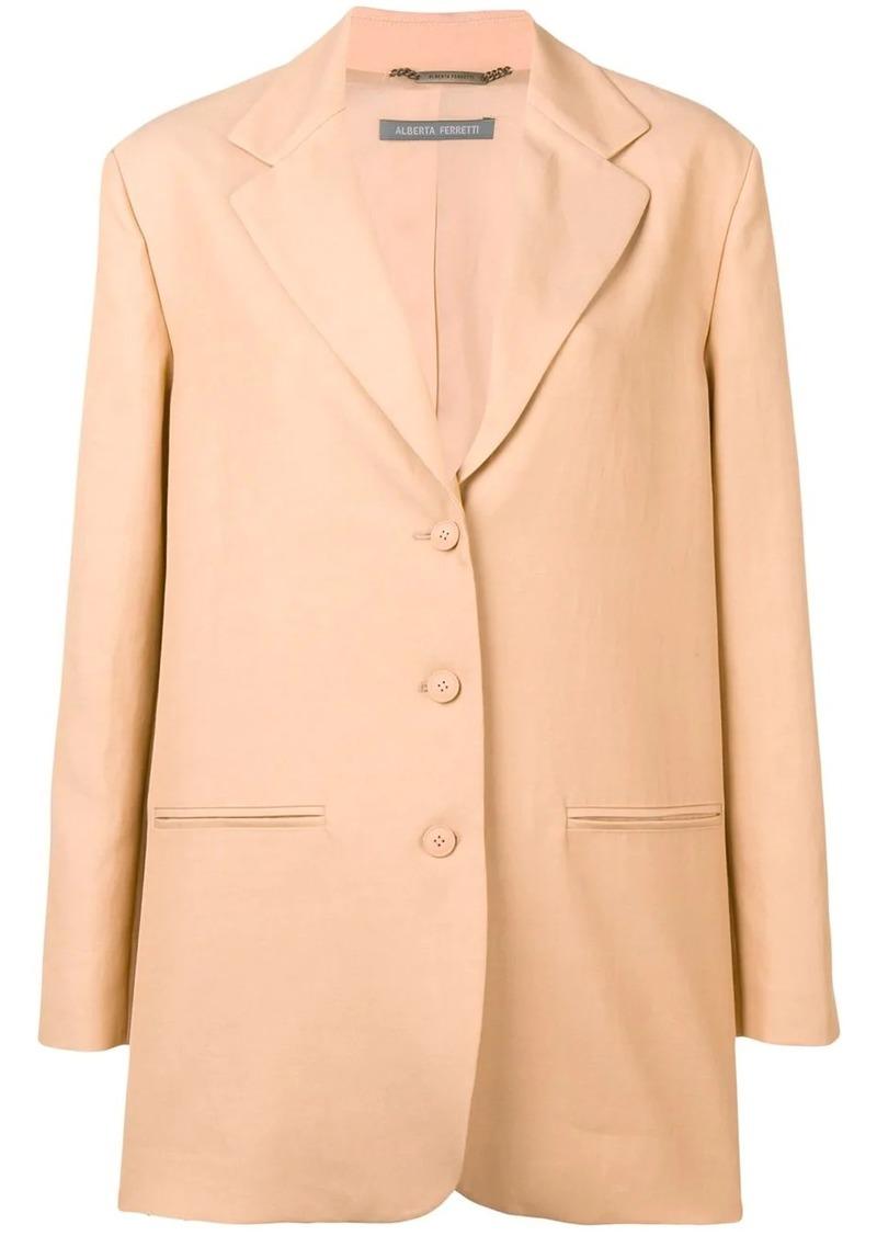 Alberta Ferretti button-up jacket