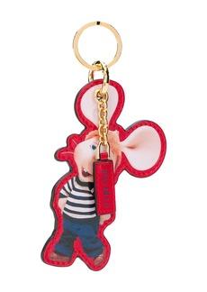 Alberta Ferretti cartoon motif key chain