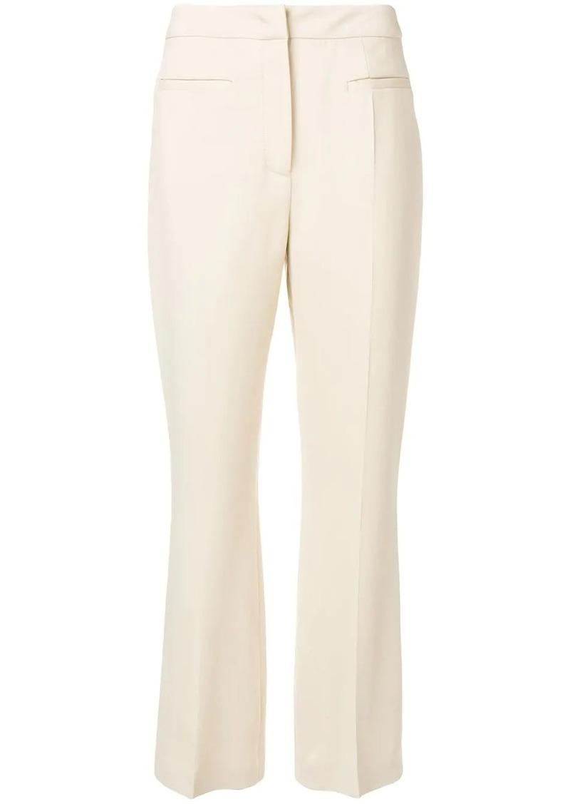Alberta Ferretti classic flared trousers