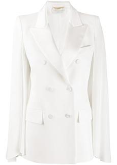 Alberta Ferretti double-breasted regular-fit blazer