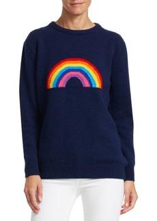 Alberta Ferretti Emoji Wool & Cashmere Sweater