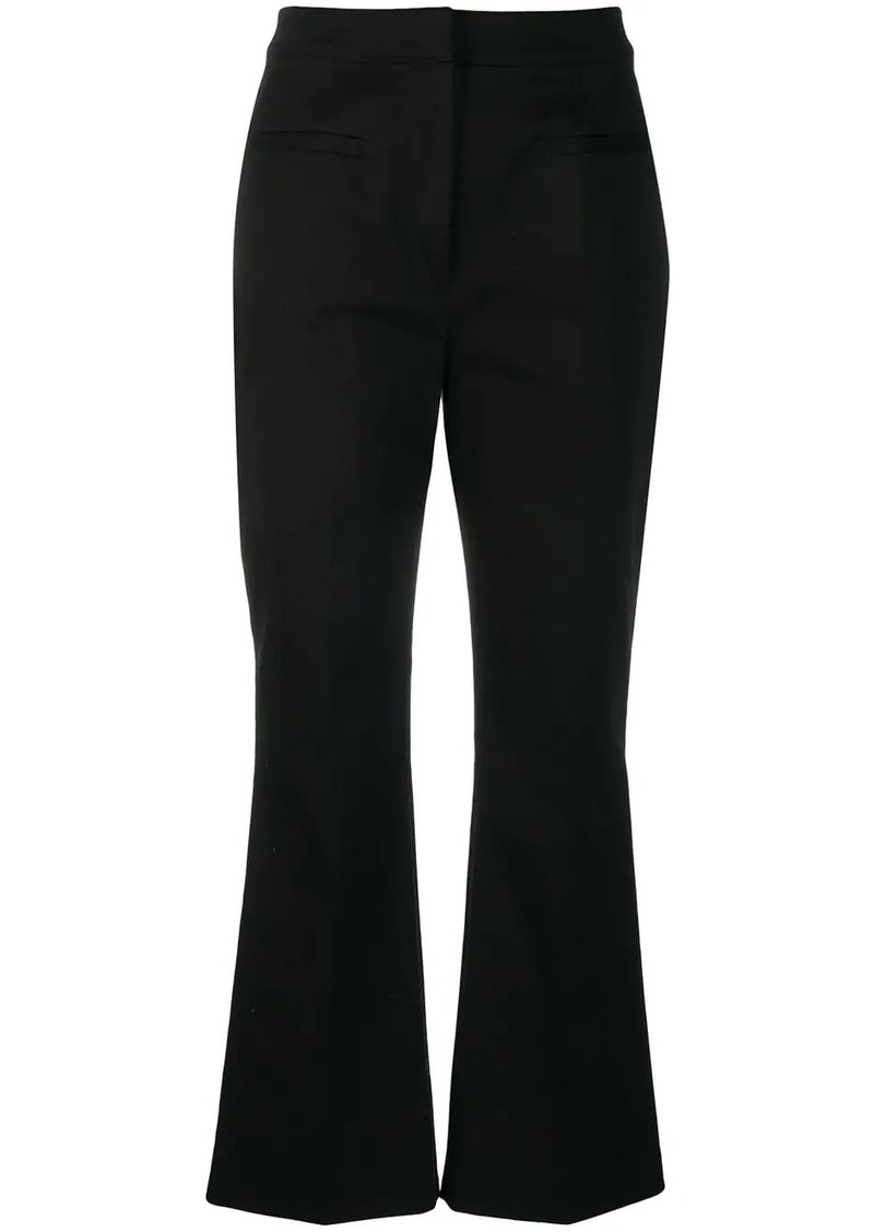 Alberta Ferretti flared tailored trousers