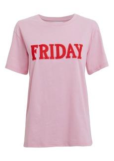 Alberta Ferretti Friday Pink T-Shirt