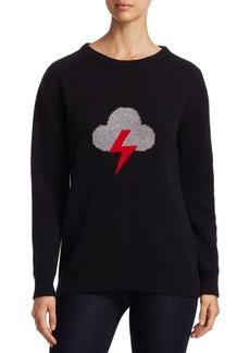 Alberta Ferretti Rainbow Week Capsule Days Of The Week Lightning Emoji Sweater