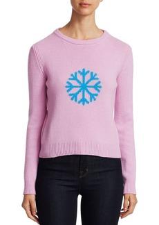 Alberta Ferretti Rainbow Week Capsule Days Of The Week Snowflake Emoji Sweater