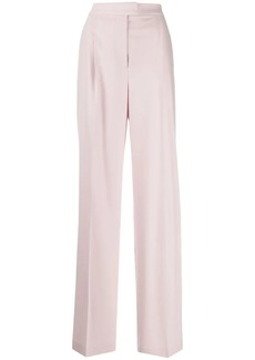 Alberta Ferretti high-rise wide-leg trousers