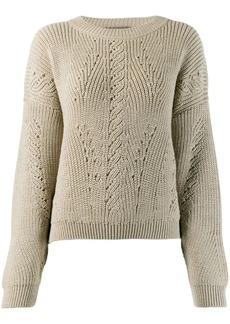 Alberta Ferretti knit jumper
