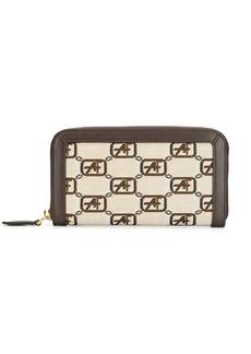 Alberta Ferretti large wallet