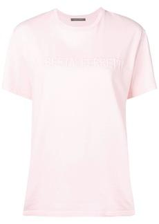 Alberta Ferretti logo T-shirt