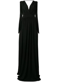 Alberta Ferretti long evening dress