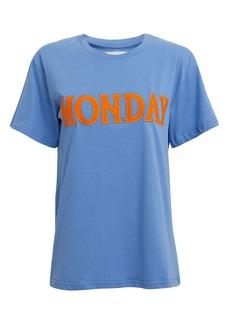 Alberta Ferretti Monday Blue T-Shirt