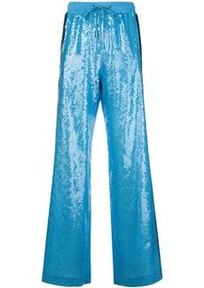 Alberta Ferretti Rainbow Week track pants