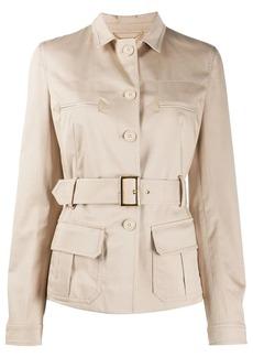 Alberta Ferretti safari jacket