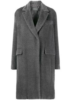 Alberta Ferretti single-breasted coat