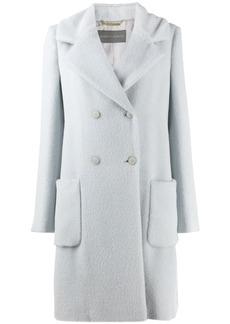 Alberta Ferretti straight-fit coat