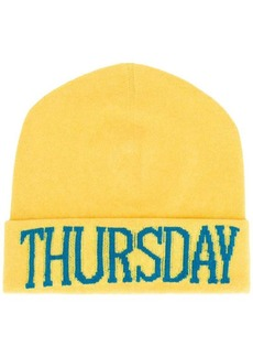 Alberta Ferretti Thursday beanie hat