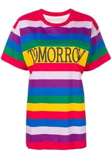 Alberta Ferretti Tomorrow rainbow T-shirt