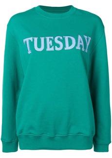 Alberta Ferretti 'Tuesday' sweatshirt