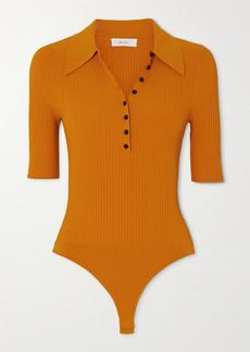 A.L.C. A l c X Petra Flannery Dia Stretch-knit Bodysuit