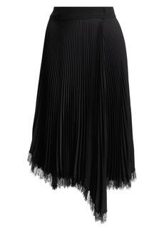 A.L.C. Adele Lace-Trim Skirt