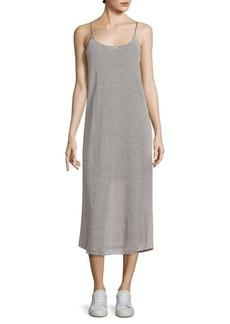 A.L.C. Asher Striped Linen Dress