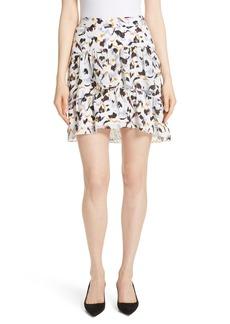 A.L.C. Baxter Silk Skirt