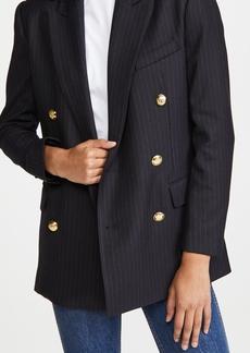 A.L.C. Chadwick Pinstripe Jacket