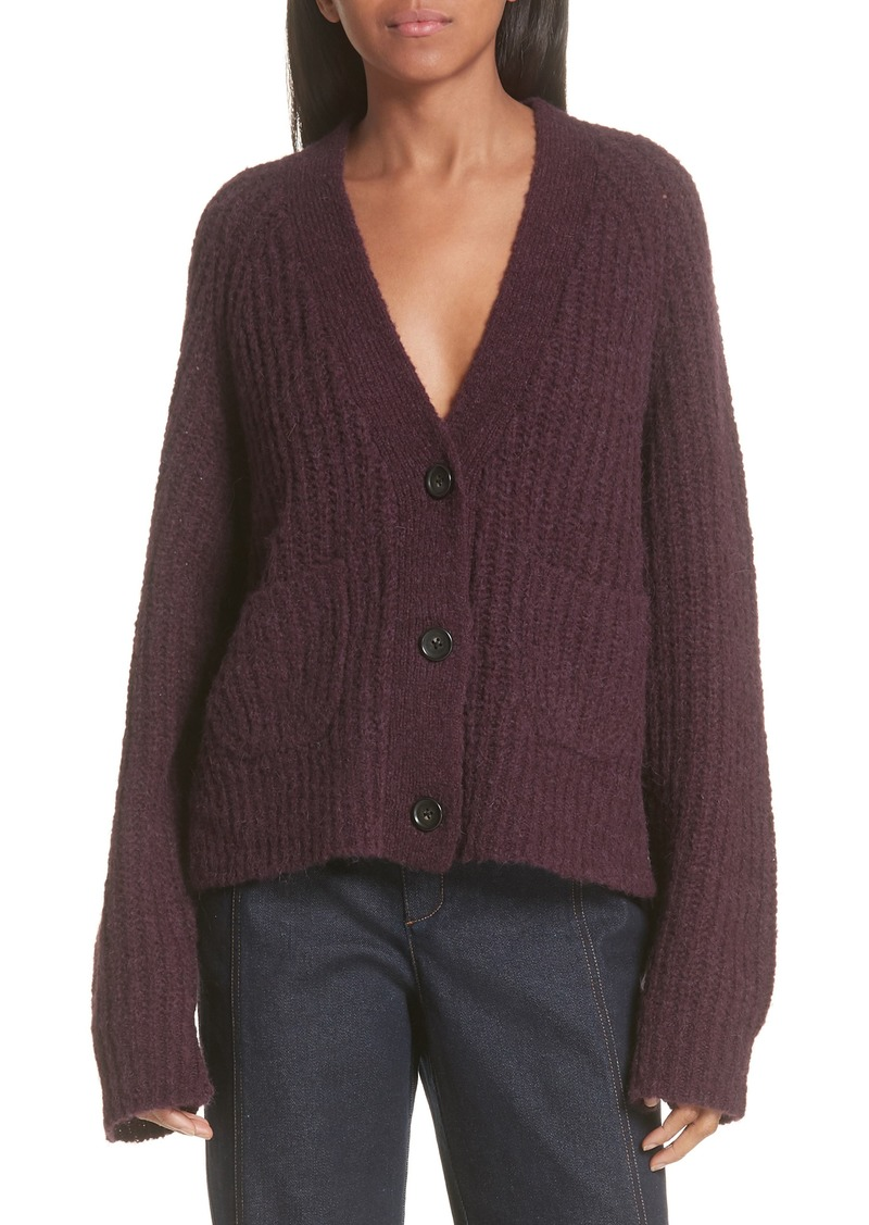 A.L.C. Cleveland Button Cardigan
