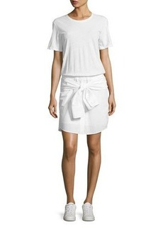 A.L.C. Corey Cotton T-Shirt Dress