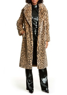 A.L.C. Elkin Faux Fur Coat
