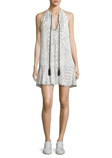 A.L.C. Hadley Printed Silk Dress
