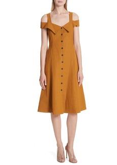 A.L.C. Hudson Off the Shoulder Dress