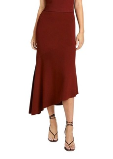 A.L.C. Jasper Asymmetric A-Line Skirt