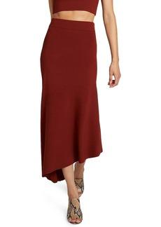A.L.C. Jasper Asymmetrical Skirt