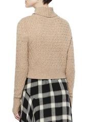 A.L.C. Jeannie Long-Sleeve Turtleneck Sweater