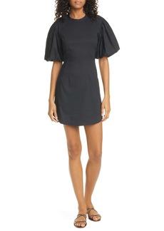 A.L.C. Jessie Puff Sleeve Minidress