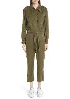 A.L.C. Jeter Silk & Cotton Jumpsuit