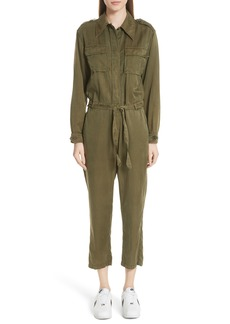 A.L.C. Jeter Silk & Cotton Jumpsuit