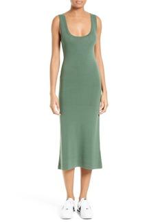 A.L.C. Kaius Knit Midi Dress