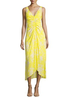A.L.C. Katherina Sleeveless Maxi Dress